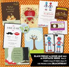 ross black friday black friday wedding invitations sale at poptastic bride