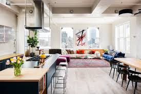 livingroom soho dynamic soho loft with industrial and architectural flair