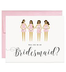 be my bridesmaid invitations will you be my bridesmaid card pink bridesmaid cards