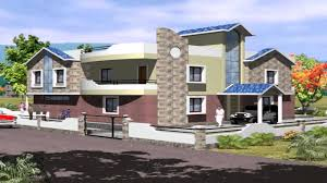 3d house elevation design software youtube