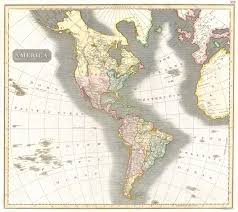 North America South America Map by Map Of North And South America Map Of North And South America