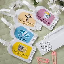 themed luggage tags baby themed personalized luggage tag favors