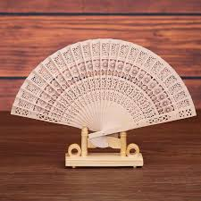 wooden fans 2017 fans vintage wooden bamboo folding wedding party