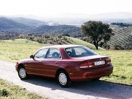 mazda 626 mk 4 sedan specs 1993 1994 1995 1996 1997 1998