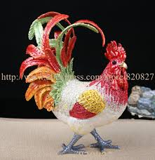 metal chicken decor promotion shop for promotional metal chicken