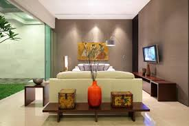 Exotic Styles And Great Decorative Ideas Enhance The Modern Living - Creative living room design