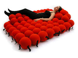 Red Modern Furniture by Feel Seating System Deluxe Modern Furniture And Lighting Animi