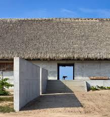 Studio House by Casa Wabi Is An Artist U0027s Retreat Along The Mexican Coast