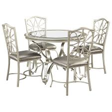 ashley dining room furniture set signature design by ashley shollyn 5 piece dining table set in