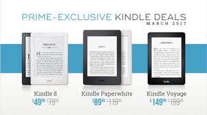 amazon prime new members deal 2016 black friday amazon prime members can save up to 50 on the kindle