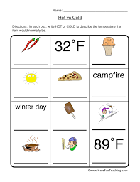 heat and temperature worksheet free worksheets library download