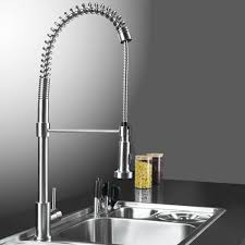 sento c 52 stainless steel pull out kitchen faucet water save