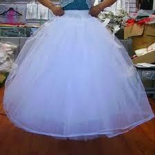 underskirts for wedding dresses 8 layer no hoop petticoat wedding gown crinoline petticoat skirt