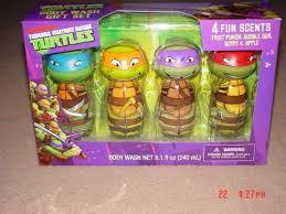 Tmnt Bathroom Set Buy Teenage Mutant Ninja Turtles Body Wash Set 4 Scents In Cheap