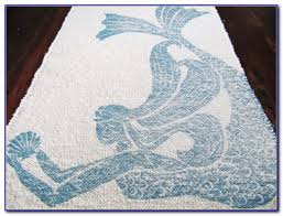 Navy Blue Bathroom Rug Set Navy Blue And White Bathroom Rugs Rugs Home Design Ideas