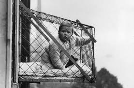a brief and bizarre history of the baby cage mental floss