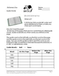 skills nonfiction reading passage guide words summarize worksheet