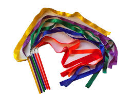 ribbon sticks ribbon sticks set of 6