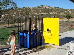 dunk tank for sale equipment for sale rock rental