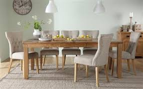 Table With 6 Chairs Dining Table U0026 6 Chairs Furniture Choice