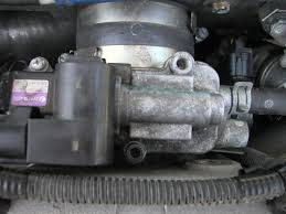 nissan altima idle relearn cleaning and reattaching the iacv idle air control valve nasioc