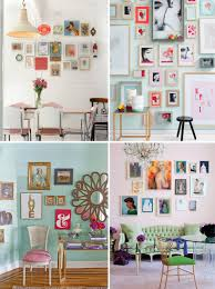 create a feminine and romantic space with a pastel wall and bright