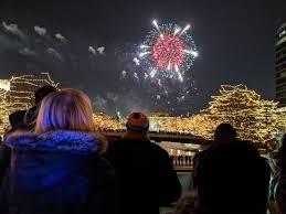 new years in omaha ne lights festival omaha nebraska