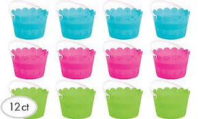 easter buckets easter baskets for kids plush baskets plastic buckets party city