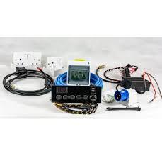 full campervan conversion electrical motorhome wiring kit 12v u0026 240v