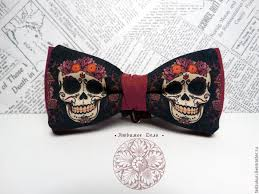 bow tie skull butterfly with skulls crock shop on