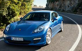 Porsche Panamera Blue - blue porsche panamera s wallpapers and images wallpapers