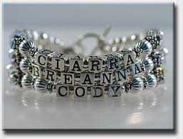 personalized name bracelets custom name bracelets