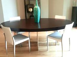 amazing argo oval dining table contemporary tables inside modern