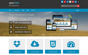 Open Mind Wordpress Customizable Theme Wrapbootstrap Themes Templates