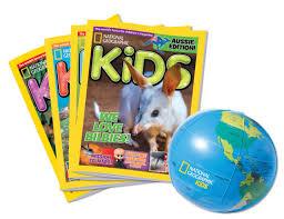 subscribe to national geographic kids magazine australia