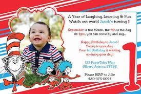 dr seuss 1st birthday dr seuss 1st birthday invitations dr seuss 1st birthday invitations
