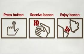 Hand Dryer Meme - the demise of the push button receive bacon meme from planck s