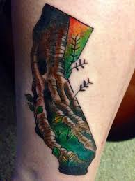 state california roots tattoo tattooblend