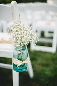 baby s breath for summer wedding flowers aisle decoration summer