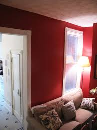 Red Floor Paint 12 Days Of Painting And 1 Party Days 9 12 Victorian In Bloom