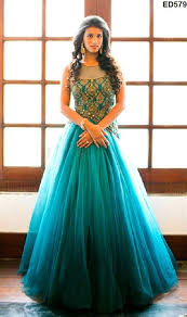 frock images buy baby doll style frock glamorous designer embroidery anarkali