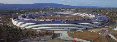 drone videos show apple u0027s campus 2 nearing completion