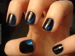 black nail designs image collections nail art designs