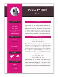 Free Templates Resume Indesign Free Templates