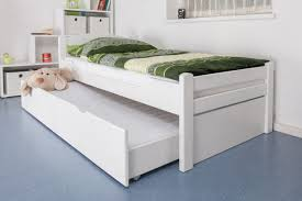 Single Bed With Storage And Trundle Single Bed With Trundle Msexta