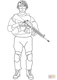 coloring pages magnificent soldier coloring page pages army you