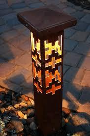 decorative lawn lights wanker for