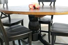 round pine dining table round pine dining table custom round farm style dining table from