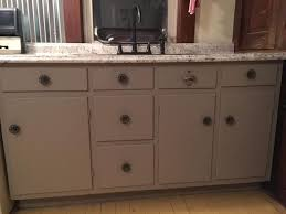 Taupe Cabinets Kitchen Remodel To Farmhouse Industrial Hometalk