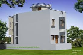 Low Cost House Design By Rachana Architect - Home designer cost
